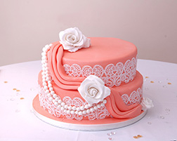 Girls' Night Out Cake