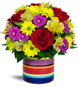 Cheerful Birthday Bouquet
