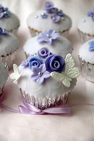 Frosted Fable Dozen Cupcakes