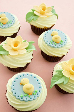 Little Chikadee Cupcakes