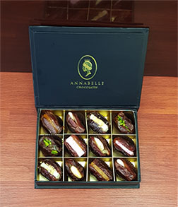 Assorted Stuffed Dates Box