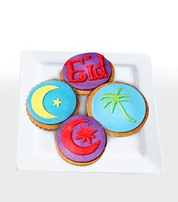 Elegant Eid Cookies