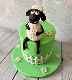 Fun-Ready Eid Cake
