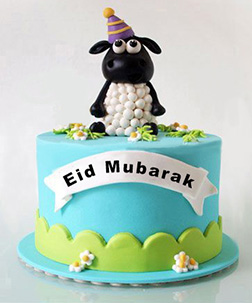 Party Perfect Eid Cake