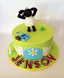Celebration Sheep Eid Cake
