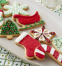 Family Christmas Cookies