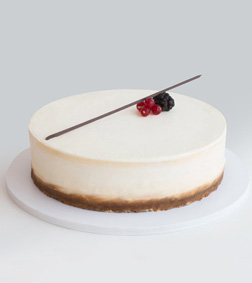 1/2 KG Keto New York Cheesecake By Broadway Bakery. Gluten Free, Sugar Free, Low Carb Dessert...