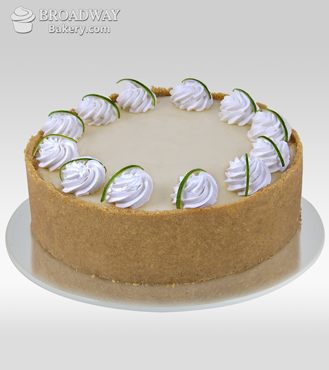 New York Key Lime Pie