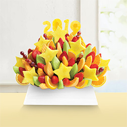 Cheer for the New Year Fruit Bouquet
