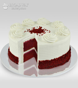 Red Velvet Dream Cake - 1/2kg