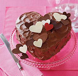 Smothered In Love Cake