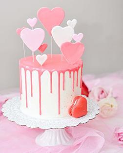 On My Mind Love Cake
