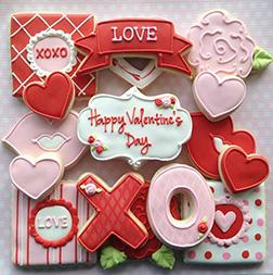 Perfect Valentine's Cookies